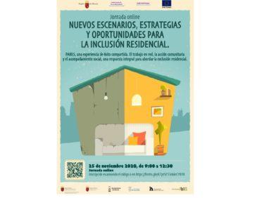 Cartel_Jornadas Vivienda_ Habito_25NoviembreI