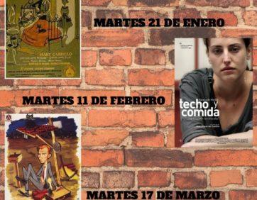 imágen Cartel completo - Ciclo de Cine Exclusión Residencial vs Derecho a la Vivienda